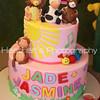 Jade & Jasmines 1st Birthday_13