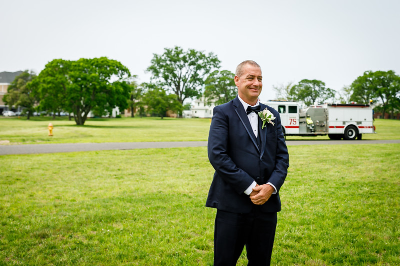 NNK - Jamie & Bob's Wedding, Sandy Hook, NJ - First Look & Ceremony-0001