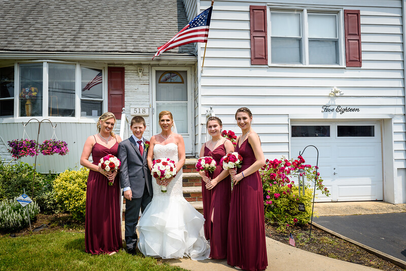 NNK - Jamie & Bob's Wedding, Sandy Hook, NJ - Portraits & Family Formals-0002