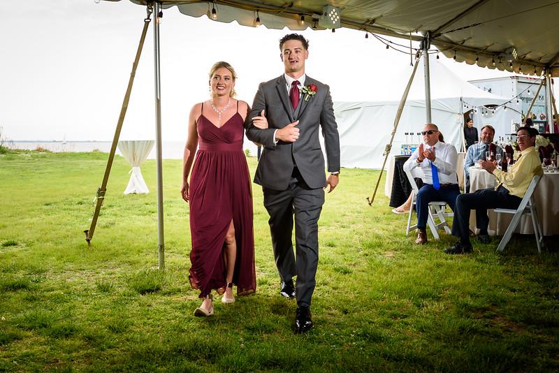 NNK - Jamie & Bob's Wedding, Sandy Hook, NJ - Reception Formalities-0007