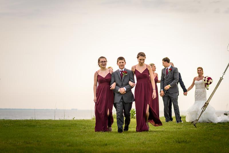 NNK - Jamie & Bob's Wedding, Sandy Hook, NJ - Reception Formalities-0002