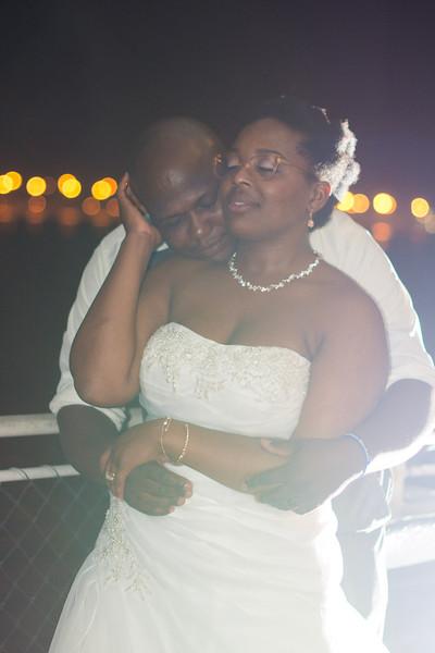 Kristine & Tyewhan Wedding Portfolio