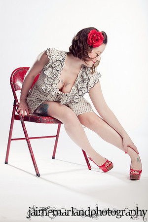 Leigh Tappero Pinup