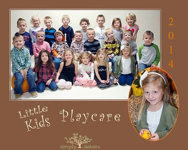 Little Kids PlaycareBailey