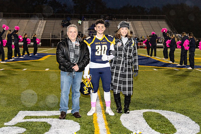 181026 Senior Night MArs Vs  Hampton 26Oct18__No 00188