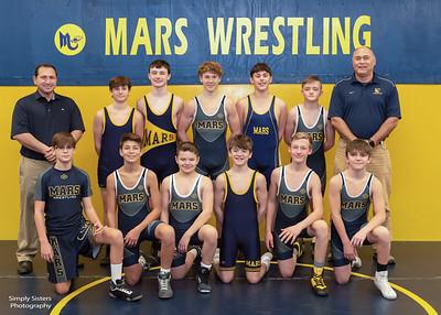 MarsMiddleSchoolWrestling2020-2021