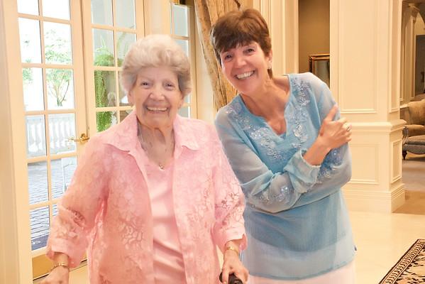 Ms. Marino's 100th Birthday