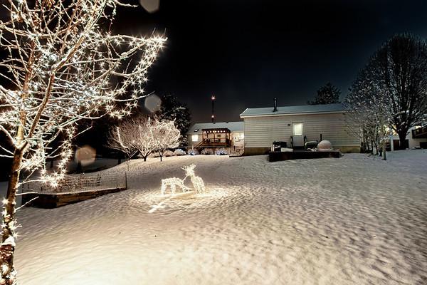 Chirstmas Snow Storm December 25, 2010-6