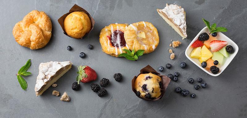 Breakfast Pastries 02