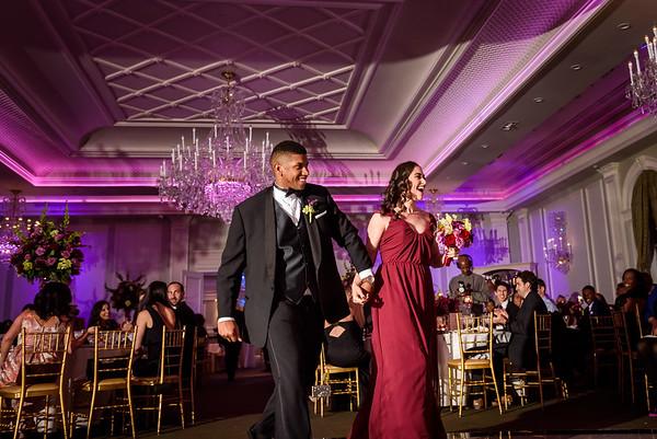 NNK-Netasha & Ryan Wedding - The Rockeligh - NJ - Reception Formalities-119