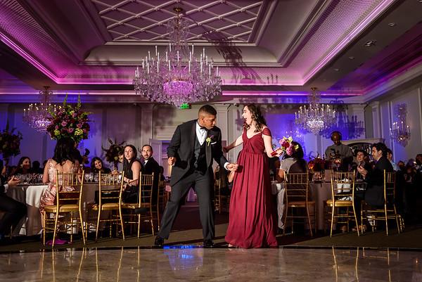 NNK-Netasha & Ryan Wedding - The Rockeligh - NJ - Reception Formalities-117