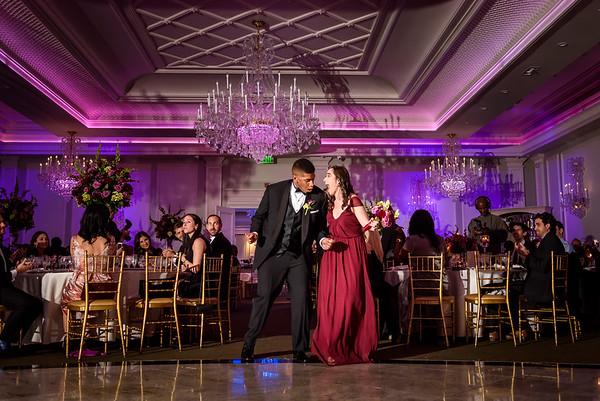 NNK-Netasha & Ryan Wedding - The Rockeligh - NJ - Reception Formalities-116
