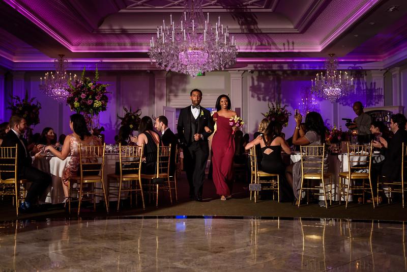 NNK-Netasha & Ryan Wedding - The Rockeligh - NJ - Reception Formalities-106