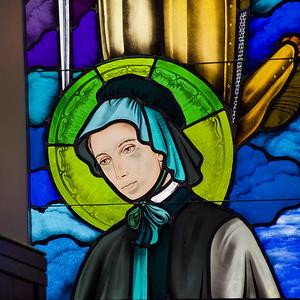 7  ST  ELIZABETH ANN SETON