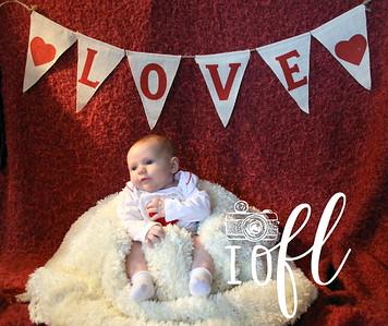 Amelia 3 months  005