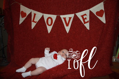 Amelia 3 months  019