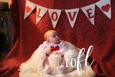Amelia 3 months  017