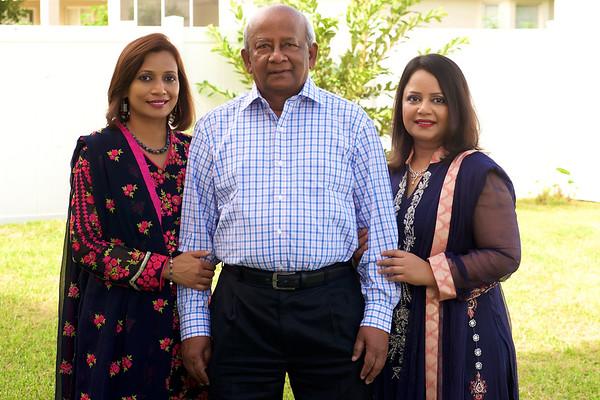Pervin Family PhotoShoot 2017