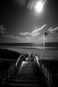 Destin Florida Beaches at Night (8 of 14)