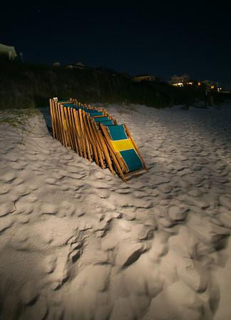 Destin Florida Beaches at Night (13 of 14)