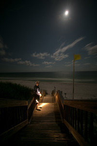 Destin Florida Beaches at Night (9 of 14)
