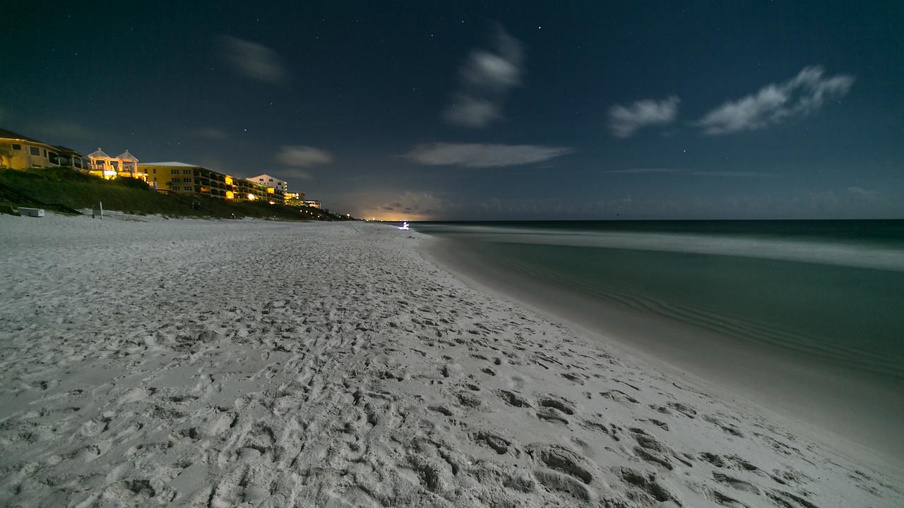 Destin Florida Beaches At Night 11 Of 14