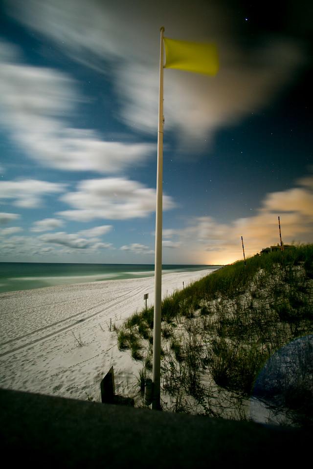 Destin Florida Beaches At Night 5 Of 14