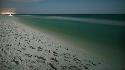 Destin Florida Beaches at Night (12 of 14)
