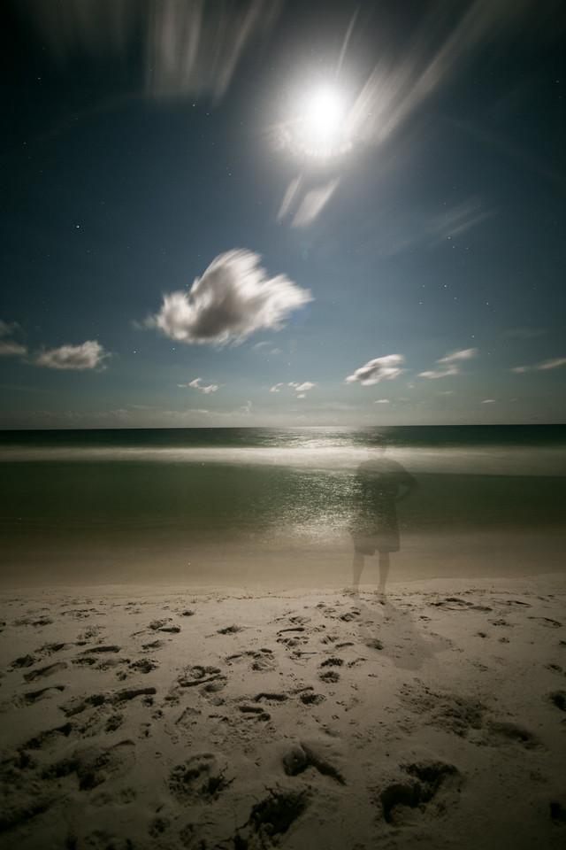 Destin Florida Beaches At Night 10 Of 14