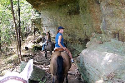 Horseback Riding in Bourbon--28