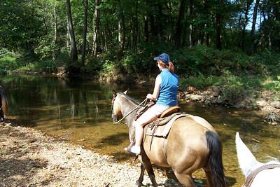 Horseback Riding in Bourbon--25