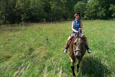 Horseback Riding in Bourbon--27