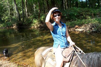 Horseback Riding in Bourbon--24