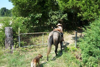Horseback Riding in Bourbon--23