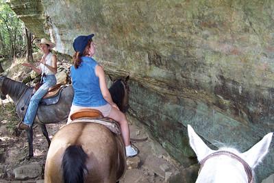 Horseback Riding in Bourbon--29
