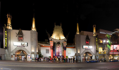 Hollywood Chinese Theater-