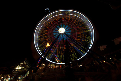 Amusement Park Night Life-5642