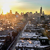 -20 SUNRISE, ROBEY HOTEL ROOFTOP, WICKER PARK