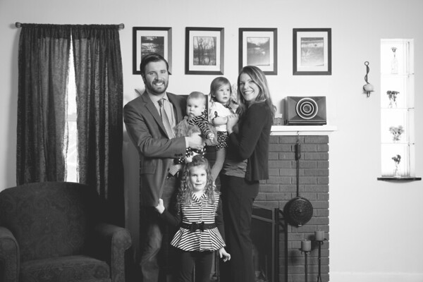 At Home - Kevin Brown's Family