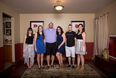 Portraits - Fallon Family 2016