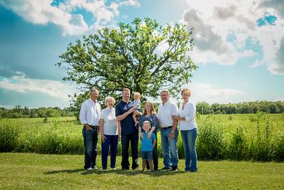 Portraits - Teague Family 2017