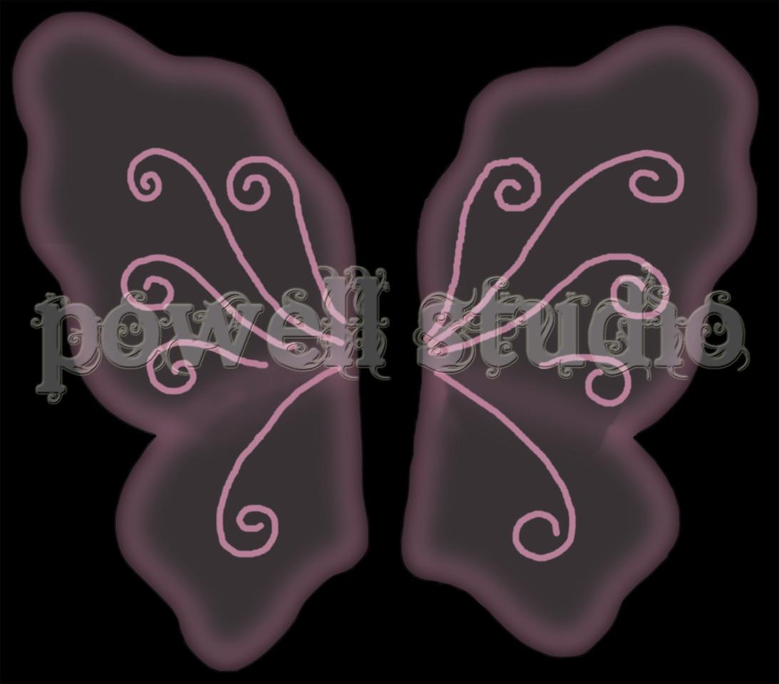Fairy Wings-Basic-Straight On