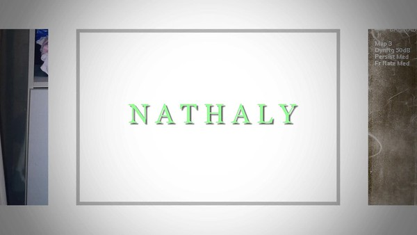 Nathaly's Montage