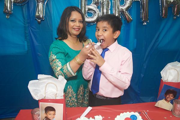 Rishit's Birthday