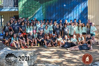 Camp Eagle 2021 Group Photo