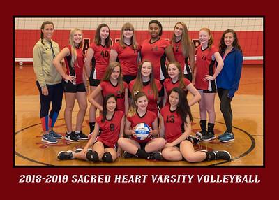 SH Volleyball Varsity Team Girls 2018  5x7 TEAM Template copy 3 copy