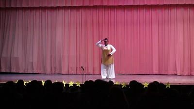 Taleiss Westcott dances to The Curse is Broken