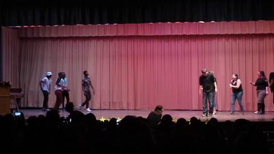 Students vs. Teachers DANCE BATTLE
