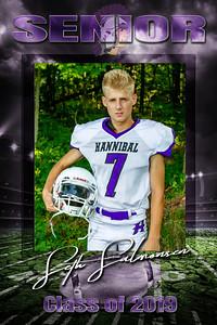Senior Poster Football