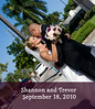 Shannon and Trevor's Wedding Album - 2nd draft :